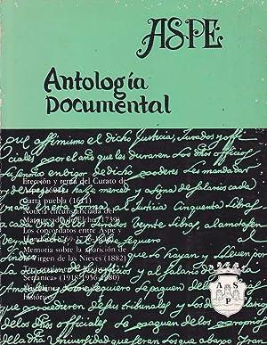 ASPE. Antología Documental: VV. AA.