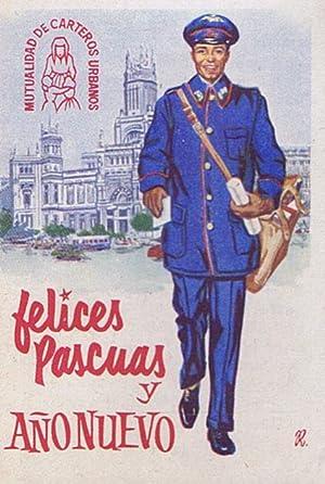 MUTUALIDAD DE CARTEROS URBANOS - FELICES PASCUAS Y AÑO NUEVO