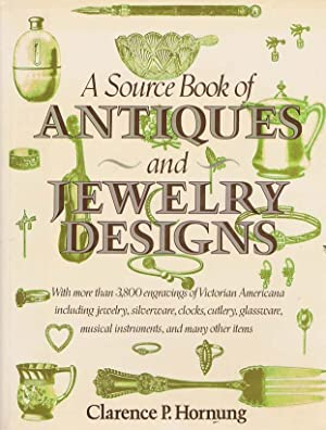 A Source Book of ANTIQUES AND JEWELRY DESIGNS