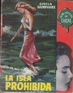 LA ISLA PROHIBIDA: HAMPSHIRE, Gisela