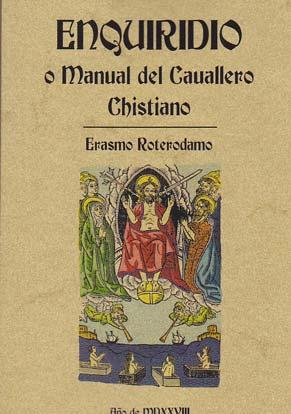 ENQUIRIDiO O MANUAL DE CAVALLERO CHRISTIANO