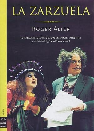 LA ZARZUELA: ALIER, Roger