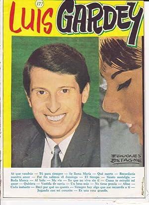 CANCIONERO LUIS GARDEY: LUIS GARDEY