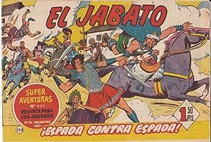 EL JABATO, Nº 133 (Super Aventuras, nº