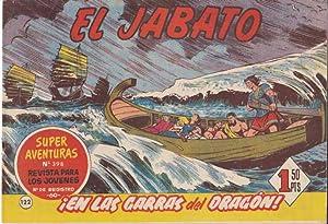 EL JABATO, Nº 122 (Super Aventuras, nº