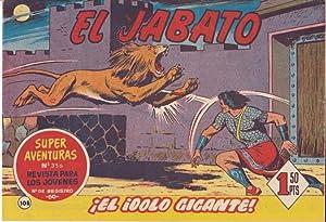 EL JABATO, Nº 108 (Super Aventuras, nº
