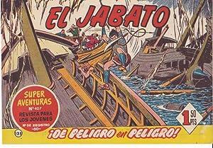EL JABATO, Nº 125 (Super Aventuras, nº