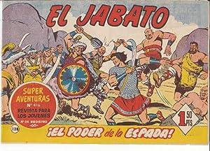 EL JABATO, Nº 128 (Super Aventuras, nº