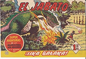 EL JABATO, Nº 119 (Super Aventuras, nº