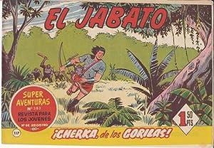 EL JABATO, Nº 117 (Super Aventuras, nº
