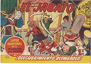 EL JABATO, Nº 126 (Super Aventuras, nº