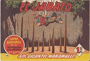 EL JABATO, Nº 118 (Super Aventuras, nº