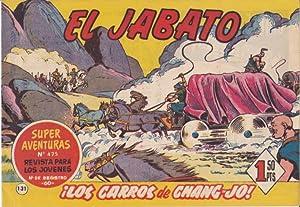 EL JABATO, Nº 131 (Super Aventuras, nº