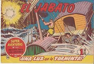 EL JABATO, Nº 158 (Super Aventuras, nº