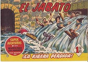 EL JABATO, Nº 111 (Super Aventuras, nº