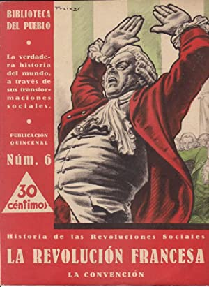 HISTORIA DE LAS REVOLUCIONES SOCIALES, Nº 6: