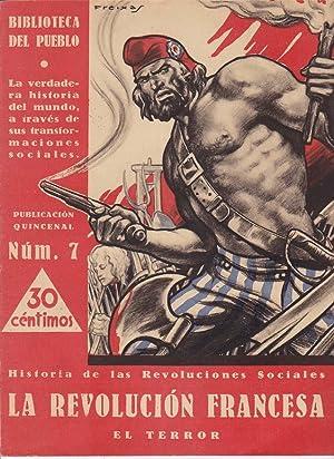 HISTORIA DE LAS REVOLUCIONES SOCIALES, Nº 7: