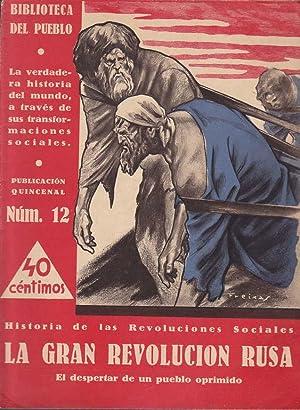 HISTORIA DE LAS REVOLUCIONES SOCIALES, Nº 12:
