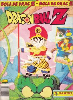 DRAGONBALL Z - Album Panini - Completo