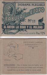 EL RATON, LA RANA Y EL MILANO.: ESOPO