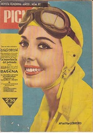PICNIC. Revista Femenina, nº 61. Año II: VV. AA.