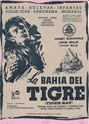 LA BAHIA DEL TIGRE: Director: J. Lee