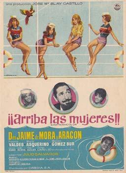 ARRIBA LAS MUJERES !! - Director: Julio