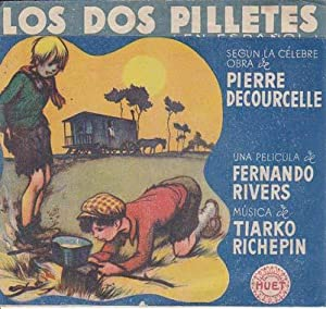 LOS DOS PILLETES - Monumental - Director: Fernando Rivers/ Cine Mexicano