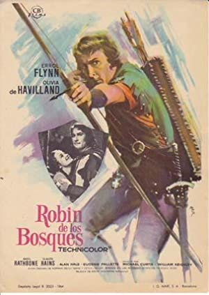 ROBIN DE LOS BOSQUES - Director: Michael