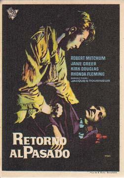 RETORNO AL PASADO - Director: Jacques Tourneur