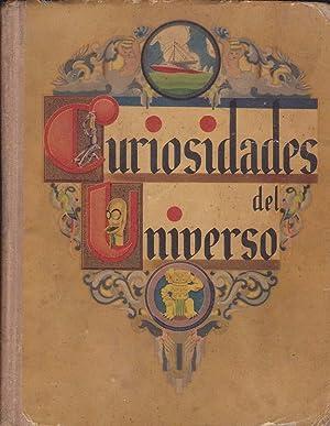 CURIOSIDADES DEL UNIVERSO - Album Editorial Sociedad Nestlé, A.E.P.A. - Incompleto