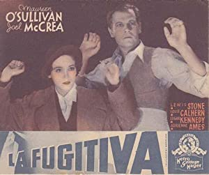 LA FUGITIVA - Director: George B. Seitz