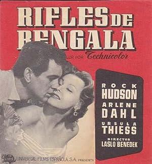 RIFLES DE BENGALA - Teatro Calderón de Alcoy (Alicante) - Director: Laslo Benedek - Actores:...