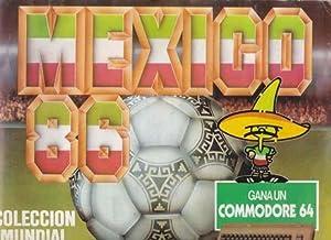 MEXICO 86 - Album Cromos Barna - Incompleto