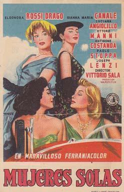 MUJERES SOLAS - Teatro Principal de Alicante