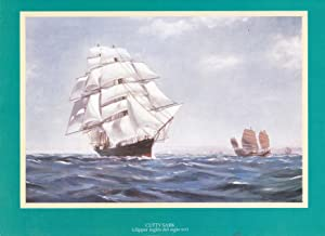CUTTY SARK (clipper inglés del siglo XIX)/ A