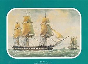 DIDON (fragata francesa del siglo XIX)/ tiene un ligero desperfecto en la parte inferior/...