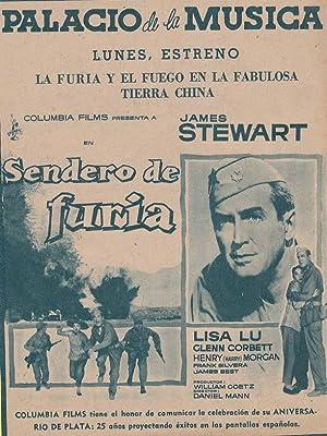 SENDERO DE FURIA: Director: Daniel Mann -
