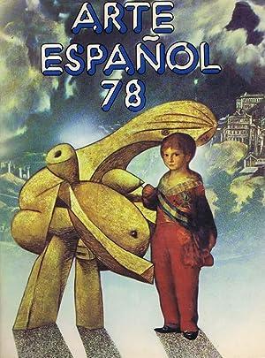 ARTE ESPAÑOL 78: El Editor