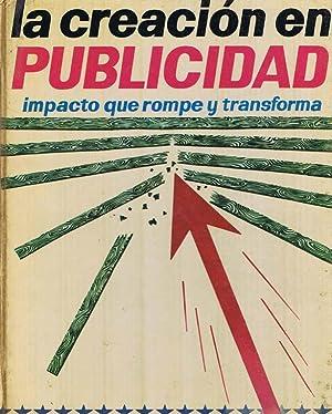 LA CREACION EN PUBLICIDAD. Impacto que rompe y transforma: DAVIS, S.