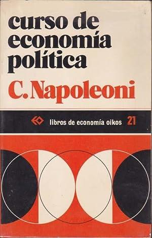CURSO DE ECONOMIA POLITICA: NAPOLEONI, Claudio