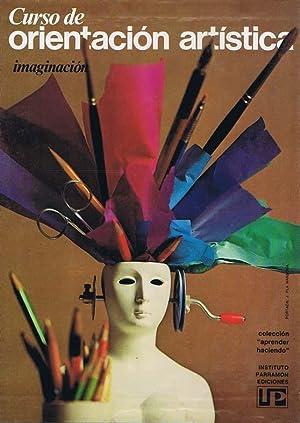 CURSO DE ORIENTACION ARTISTICA (4 tomos): BAQUÉ, Monique y Otros
