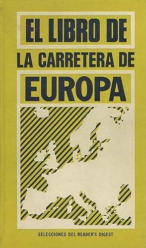 EL LIBRO DE LA CARRETERA DE EUROPA