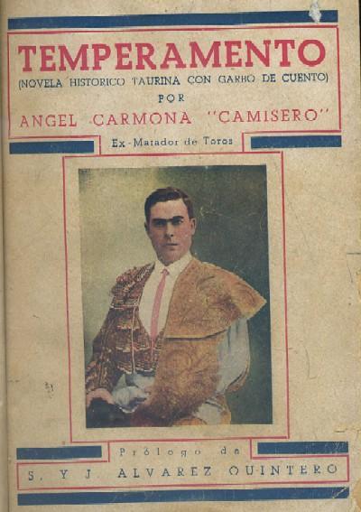 """Resultado de imagen de Ángel Carmona González """"El Camisero""""."""