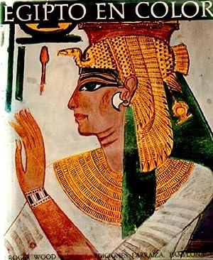 EGIPTO EN COLOR.: WOOD, ROGER Y DROWER, M.S.