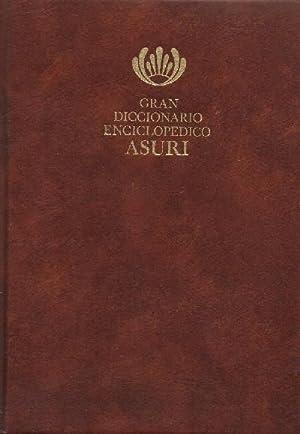 GRAN DICCIONARIO ENCICLOPEDICO ASURI. 11 TOMOS.: VV.AA.