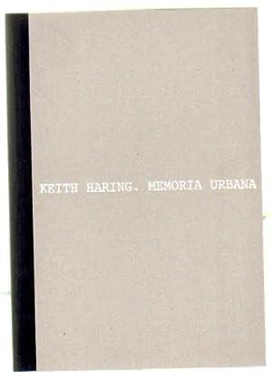 KEITH HARING. MEMORIA URBANA: VV. AA.