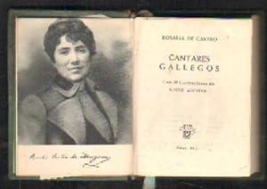 CRISOLIN Nº12: CANTARES GALLEGOS: DE CASTRO, ROSALIA