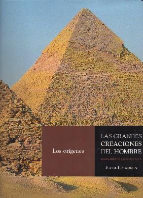 LAS GRANDES CREACIONES DEL HOMBRE. DESCUBRIR LA CULTURA. 4 VOLUMENES.: BOORSTIN, DANIEL J.