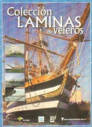 COLECCION LAMINAS DE VELEROS: VV. AA.
